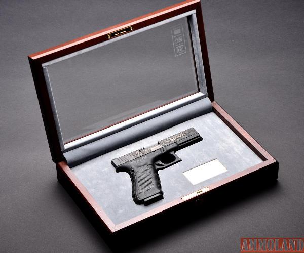 HAVA to Hold Free Raffle of Glock 30th Anniversary Gun